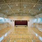 清川中体育館