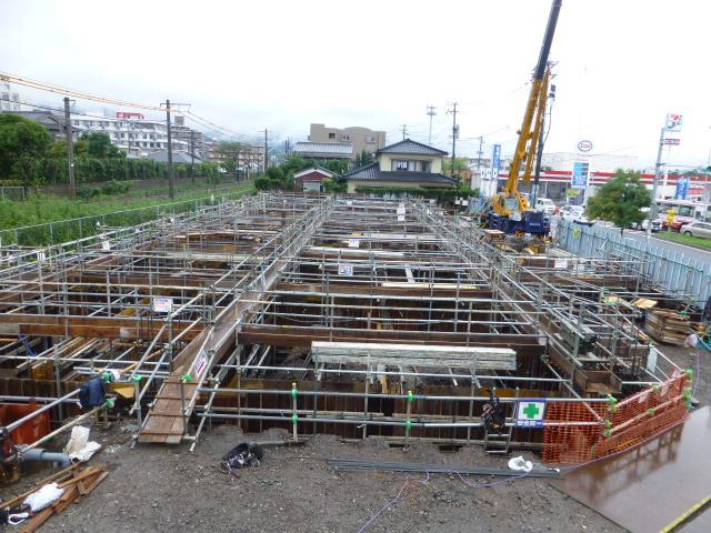 サービス付高齢者向け住宅新築工事(上人ヶ浜)